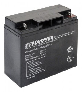 Akumulator Euro-Power 22 Ah