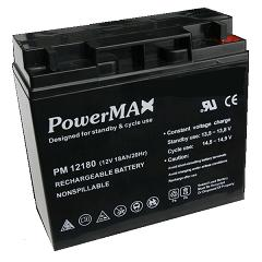 Akumulator Powermax 17 Ah
